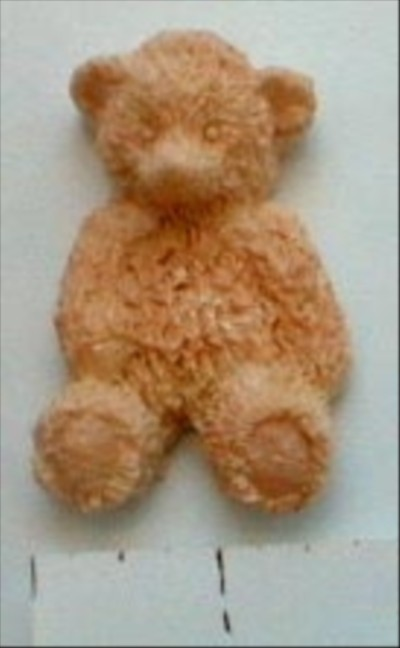 Diamond Paste Mould Teddy
