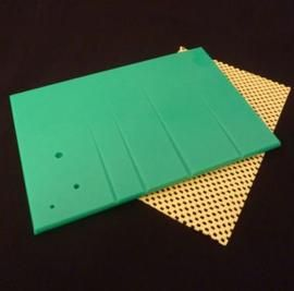 NON STICK WORKBOARD WITH GROOVES