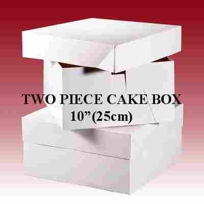"Two Piece 10"" (250mm)Box"