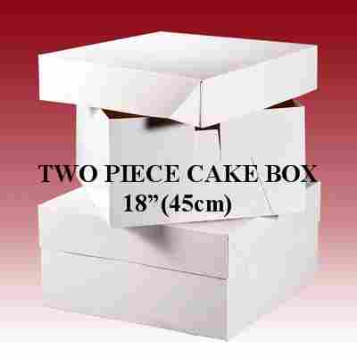 "Two Piece 18"" (456mm)Box-collect from store only"