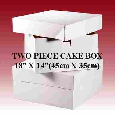 "Two Piece 18""x14"" (456mmx355mm)Box-collect from store only"