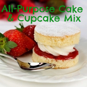 All-Purpose Cake & Cupcake Mixes