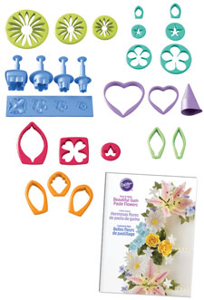 Gum Paste Flower Cutter Set